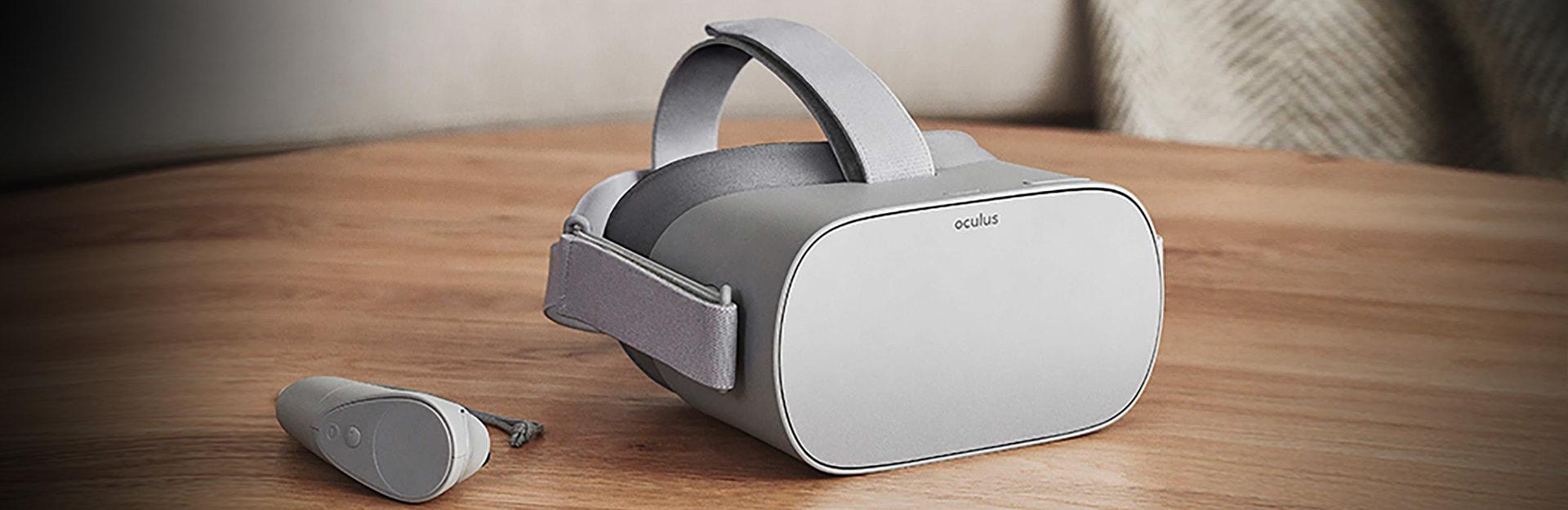 alquiler oculus go1 - Qué son las Oculus GO